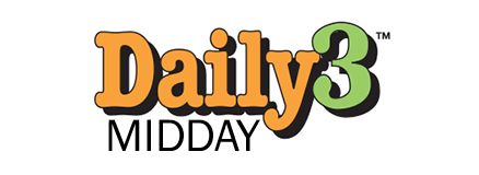 Daily 3 Midday Logo