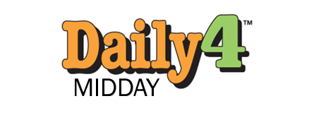 Daily 4 Midday Logo